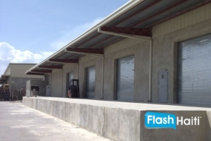 Commercial Warehouse Space at Tabarre