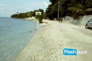 Beachfront Property at Montrouis