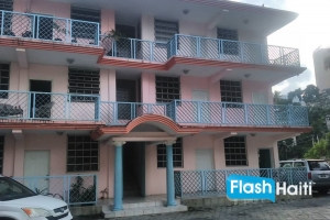 2 Bed, 1 Bath Apartment for Rent at Petion-Ville