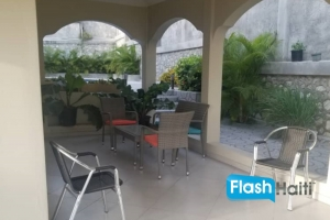 4 Bed, 3.5 Bath House For Sale in Vivy Mitchell Haiti