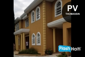 5 Bed, 4 Bath House for Rent at Thomassin