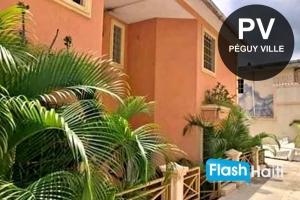 Appartement meuble a louer a Peguyville