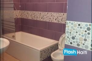 1 Bed, 1 Bath Studio Apartment, at Tête de l'Eau, Petionville
