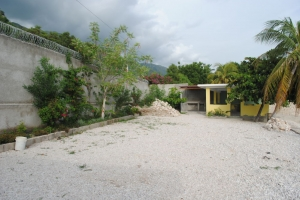 700 m2 Beachfront Land at Cote des Arcadins