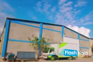10,000 sq ft Warehouse for Rent in Tabarre