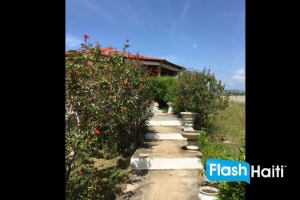 FOR INVESTORS: Oceanfront Bar Restaurant & Guesthouse for Sale in Jacmel