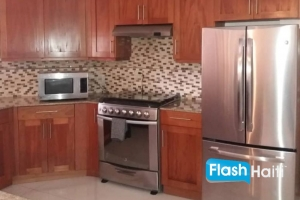 Fully furnished 2 Bed, 2.5 Bath all-inclusive Apartment at Vivy Mitchel