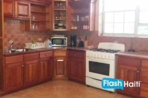 Fully furnished all-inclusive 2 Bed, 2 Bath House at Belvil