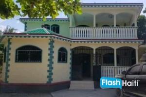Maison a Louer a Bonay Dugal, Cap-Haïtien