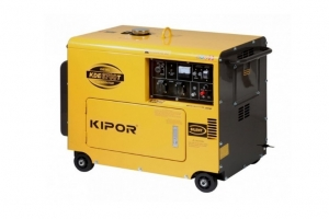 *New 4.5 Kw Kipor Generator