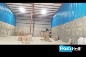 Commercial Warehouse Space for Rent