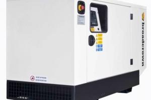 13 Kw Broadcrown Diesel Generator