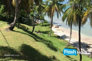Beachfront Land at Port Salut (1,700 m2)