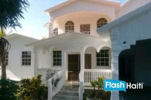 Superbe Maison à Louer à Bonay Dugal/Cap-Haïtien