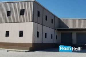 25,000 Sq. Ft. Warehouse Rental at Tabarre