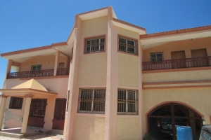 Semi-Furnished, Newly Built, Modern, Exotic House For Sale In Bon Repos, Croix-des-Bouquets, Haiti