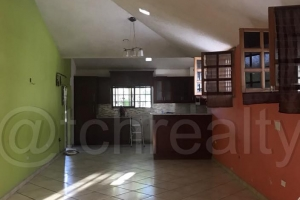 Semi-Furnished House For Rent In Pelerin.