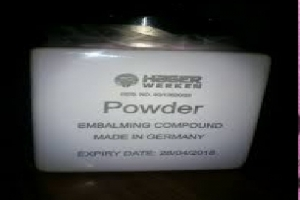 Hager werken embalming compound ((+27839281381)) powder for sale